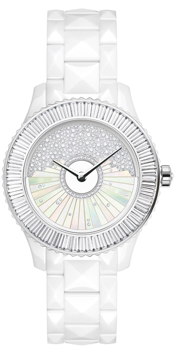 Christian Dior Dior VIII Ladies Watch Model CD124BF5C001