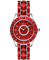 Christian Dior Christal Ladies Watch Model CD143111M001