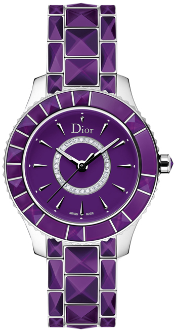 Christian Dior Christal Ladies Watch Model CD143112M001