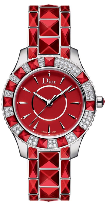 Christian Dior Christal Ladies Watch Model CD143114M001