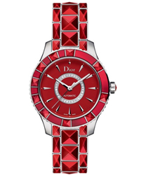 Christian Dior Christal Ladies Watch Model CD144511M001