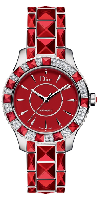 Christian Dior Christal Ladies Watch Model CD144514M001