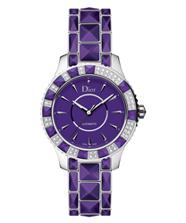 Christian Dior Christal Ladies Watch Model CD144515M001