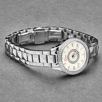 Christian Dior Montaigne Ladies Watch Model CD151110M001 Thumbnail 2