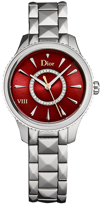 Christian Dior Montaigne Ladies Watch Model CD152110M010