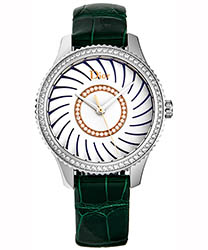 Christian Dior Montaigne Ladies Watch Model CD152112A001