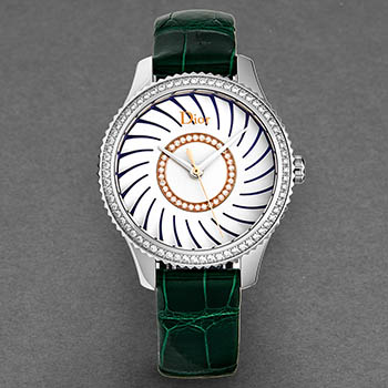 Christian Dior Montaigne Ladies Watch Model CD152112A001 Thumbnail 3