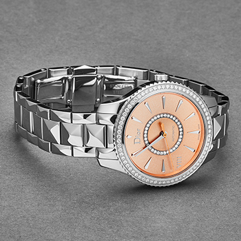 Christian Dior Montaigne Ladies Watch Model CD152510M002 Thumbnail 3