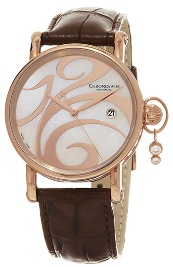 Chronoswiss Swing Ladies Watch Model CH-2821LLR-SW1