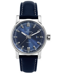Chronoswiss Pacific Men's Watch Model CH-2883-BL