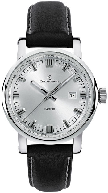 Chronoswiss Pacific Men's Watch Model CH-2883-SI2