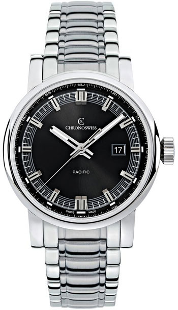 Chronoswiss Pacific Men's Watch Model CH-2883B-BK2