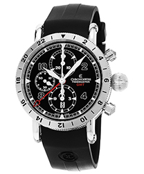 Chronoswiss Timemaster Men's Watch Model CH-7533GST-BK2