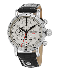 Chronoswiss Timemaster Men's Watch Model CH-7533GST-SI
