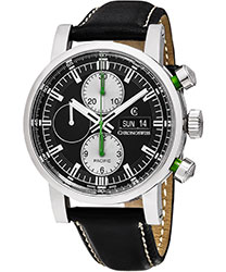 Chronoswiss Pacific Men's Watch Model CH-7583B-BK