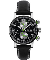 Chronoswiss Pacific Men's Watch Model CH-7585B-BK1