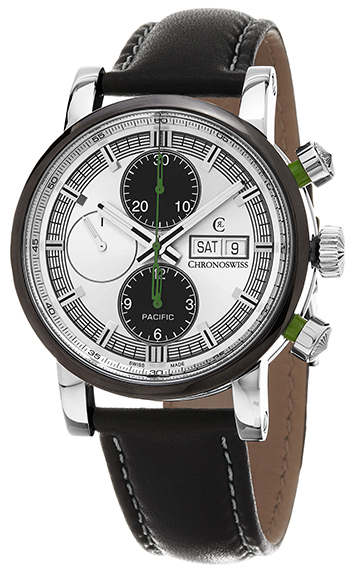 Chronoswiss Pacific Men's Watch Model CH-7585B-SI
