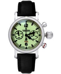 Chronoswiss Timemaster Chronograph Flyback Men's Watch Model CH-7633-LU