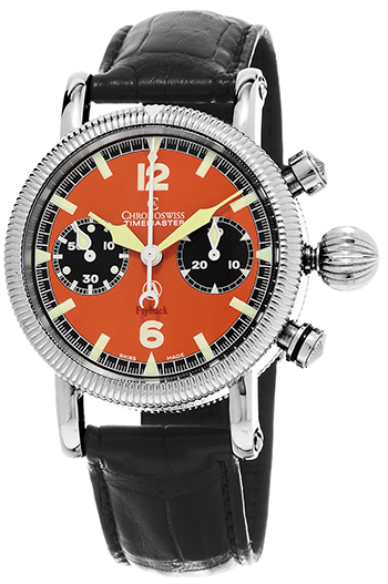 Chronoswiss Timemaster Chronograph Flyback Unisex Watch Model CH-7633-OR1