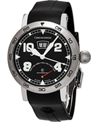 Chronoswiss TimeMaster Men's Watch Model CH-8143-BK