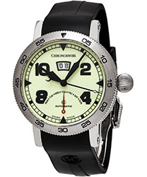 Chronoswiss TimeMaster Men's Watch Model CH-8143-LU