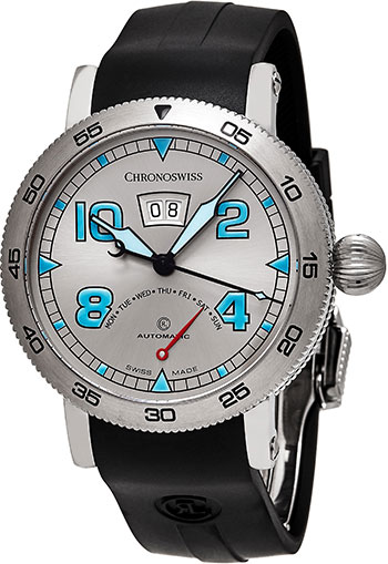 Chronoswiss Timemaster Men's Watch Model CH-8143-WH
