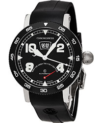 Chronoswiss TimeMaster Men's Watch Model CH-8143B-BK