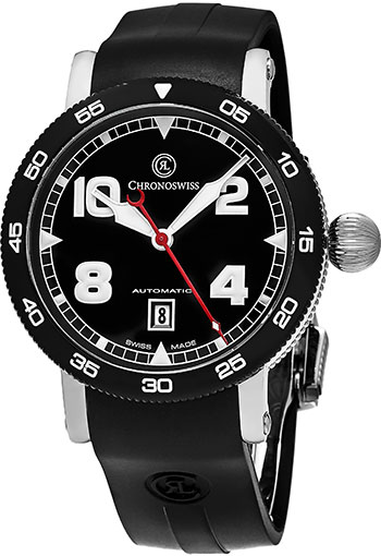 Chronoswiss TimeMaster Men's Watch Model CH-8643B