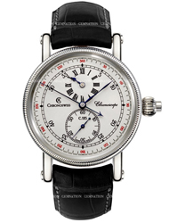 Chronoswiss Chronoscope Mens Wristwatch