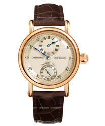 Chronoswiss Grand Regulateur Mens Wristwatch