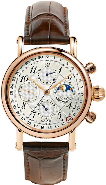 Chronoswiss Grand Lunar Chronograph  Men's Watch Model CH7541LR