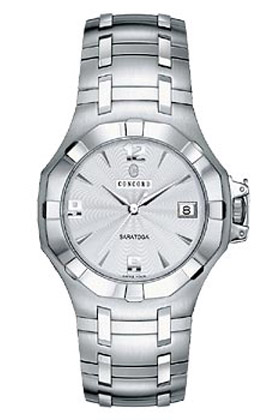 concord saratoga men s watch model 0310374 concord saratoga men s watch