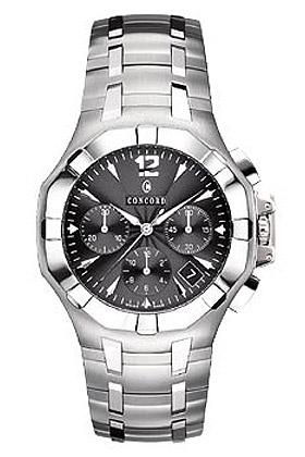 concord saratoga men s watch model 0310689 concord saratoga men s watch
