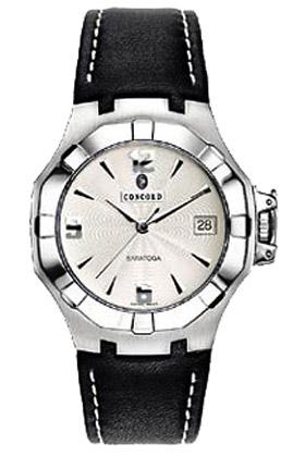 concord saratoga men s watch model 0310694 concord saratoga men s watch