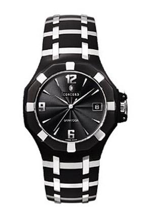 concord saratoga men s watch model 0310718 concord saratoga men s watch