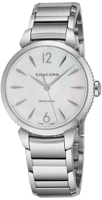 Concord Impresario Ladies Watch Model 0320313
