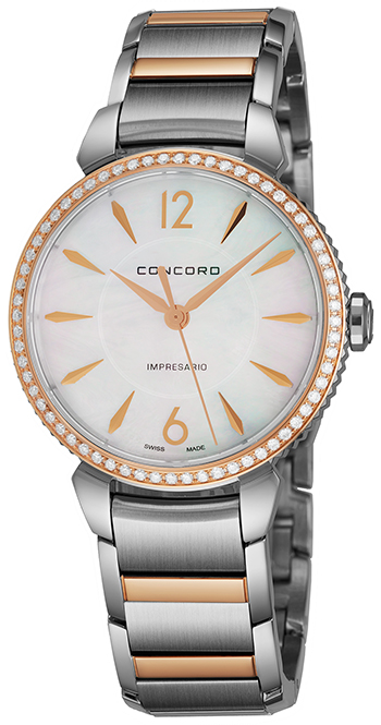 Concord Impressario Ladies Watch Model 0320320