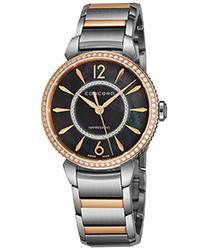 Concord Impressario Ladies Watch Model 0320336