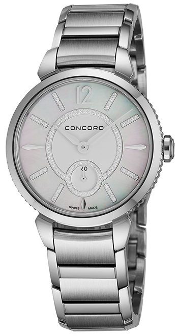 Concord Impressario Ladies Watch Model 0320383