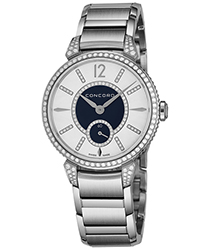 Concord Impressario Ladies Watch Model 0320384