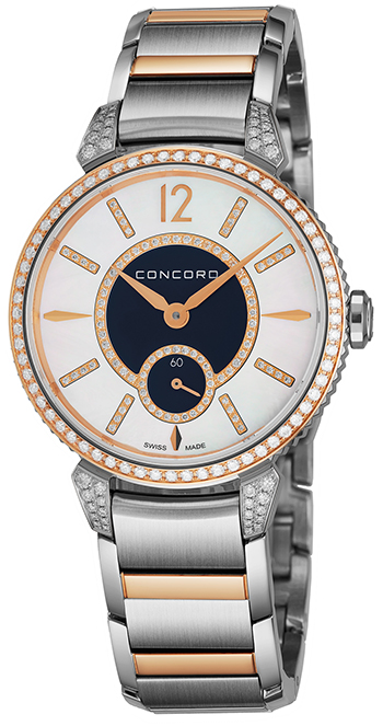 Concord Impressario Ladies Watch Model 0320386