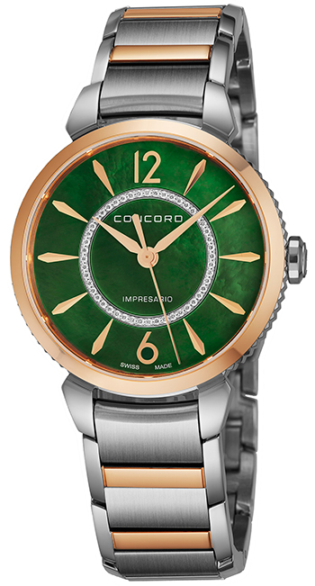 Concord Impressario Ladies Watch Model 0320388
