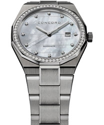 Concord Mariner Ladies Watch Model: 320264
