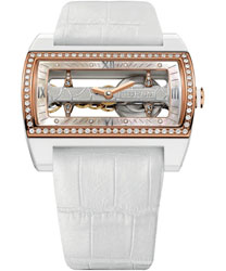 Corum Ti-Bridge Ladies Watch Model 007.129.51-0009-0000
