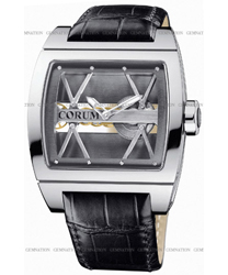Corum Ti-Bridge Men's Watch Model 007.400.04-0F81.0000