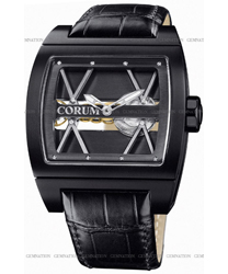 Corum Ti-Bridge Men's Watch Model 007.400.94-0F81.0000