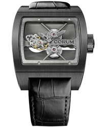 Corum Ti-Bridge Tourbillon Mens Wristwatch