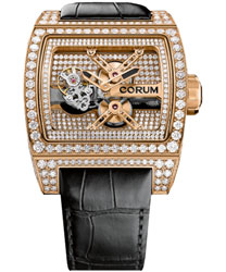 Corum Ti-Bridge Men's Watch Model: 022.715.85-0F01-0000