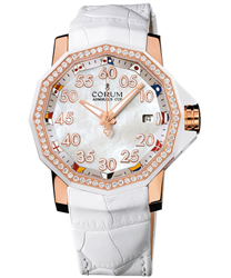 Corum Admirals Cup Ladies Watch Model: 082-951-85-0089-PN34