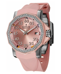 Corum Admirals Cup Ladies Watch Model 082-952-47-F378-FP32